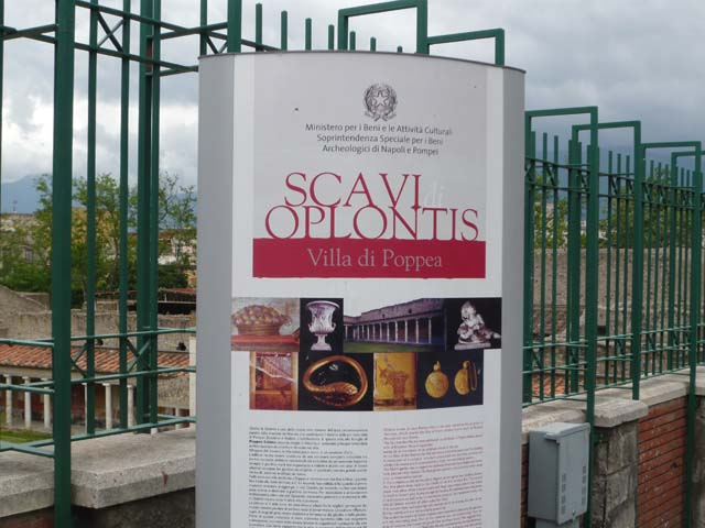 Villa 055 Oplontis Villa Of Poppea P01